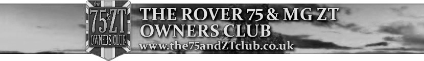 The 75 and ZT Owners Club Forums